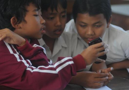 Pemanfaatan teknologi telekomunikasi yang tepat mampu menunjang self-distance learning